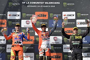 Mondiale Cross MxGP Gara Cairoli batte Herlings in Spagna e si prende la