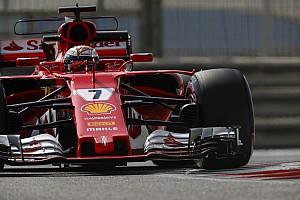 Formule 1 Résumé d'essais Räikkönen termine la première journée d'essais en tête