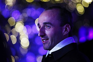 Formel 1 News Kubica in Grove: Comeback