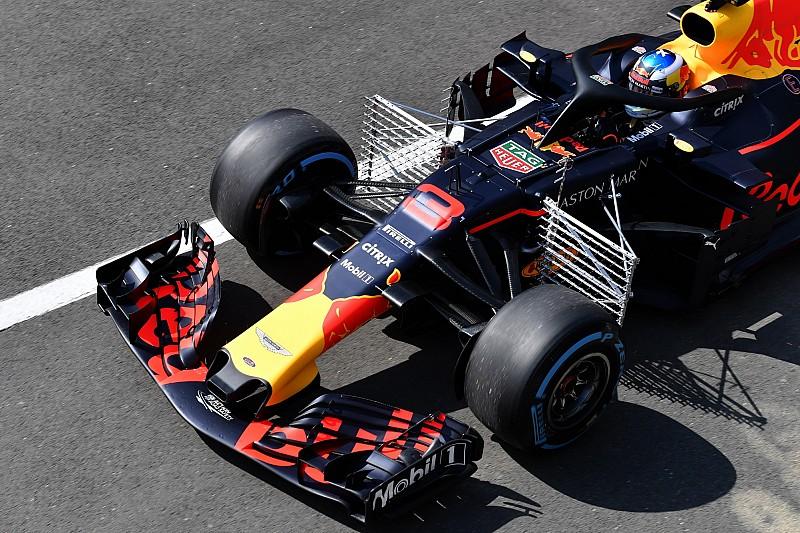 Риккардо стал быстрейшим в первой тренировке Гран При Германии