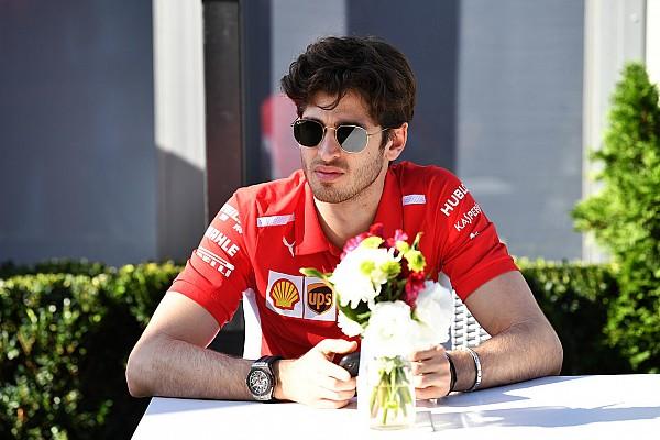 Ferrari confirma a Giovinazzi y Derani para Le Mans
