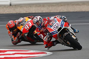 The shock transformation of MotoGP's new marked man