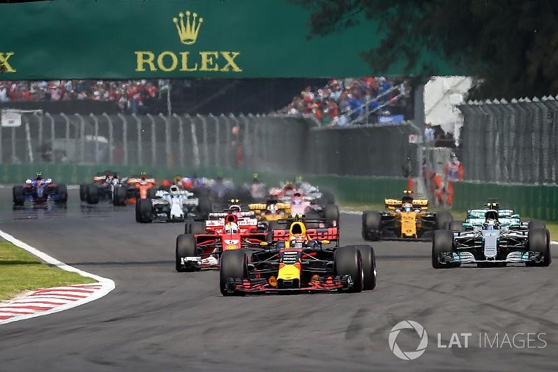 Liberty estuda traçados da F1 para melhorar ultrapassagens