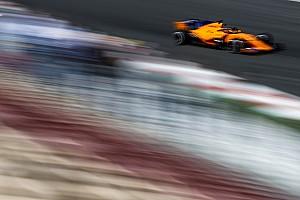 Fórmula 1 Galería GALERÍA: las imágenes del martes de los test en Barcelona