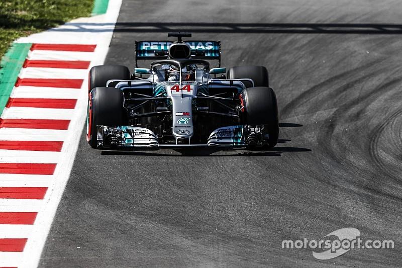 İspanya GP 3. antrenman: Hamilton, Bottas'ın 0.013 saniye önünde lider!