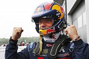 WK Rallycross: Loeb pakt eindzege in Mettet