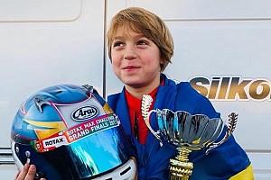 Картинг Репортаж з етапу Олександр Бондарев переміг у Кубку Чемпіонів у Португалії