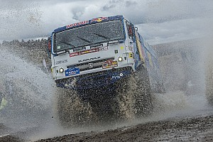 Организаторы «Дакара» отменили девятый этап из-за погодных условий