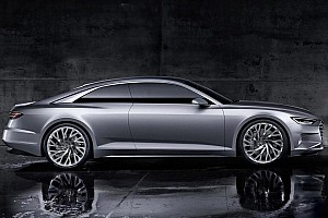 Automotive Breaking news Audi design chief open to the idea of BMW 8 Series competitor
