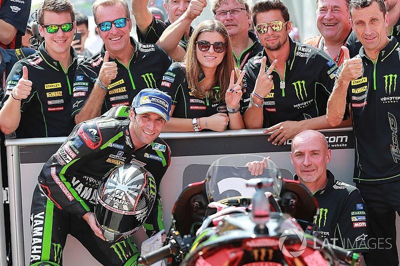Dauergast in Reihe eins: Johann Zarco träumt vom MotoGP-Sieg
