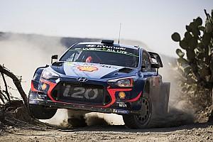 WRC Отчет о секции Невилль захватил лидерство в Ралли Мексика