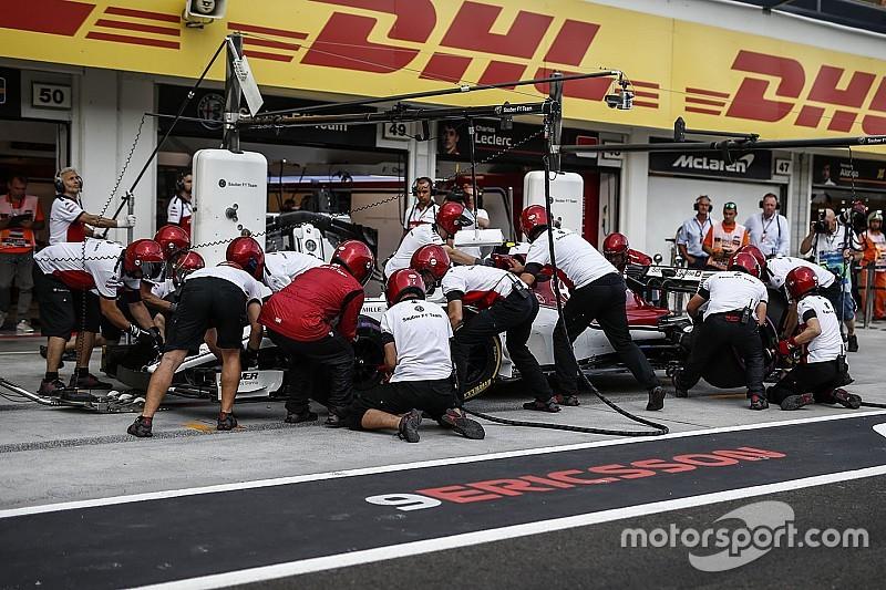 Sauber planeja grande expansão na equipe