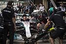 2017 pit stop şampiyonasını Mercedes kazandı