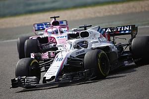 Formule 1 Réactions Stroll :