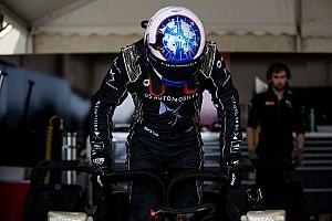 Formule E Actualités Sarrazin débarque chez Andretti