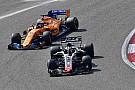 McLaren, Renault have been
