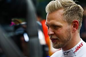 Magnussen's confidence aiding consistency - Haas