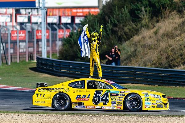 NASCAR Euro Gara Goossens vince a Zolder, ma Alon Day è Campione
