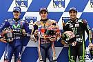 La parrilla del GP de Australia de MotoGP