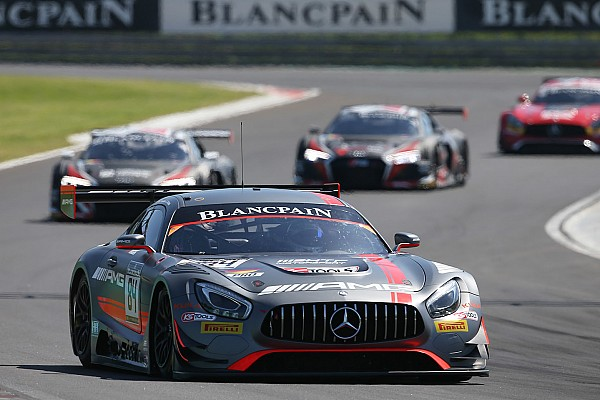 Blancpain Sprint Breaking news Maximilian Buhk confirms 2017 season with AMG and HTP Motorsport