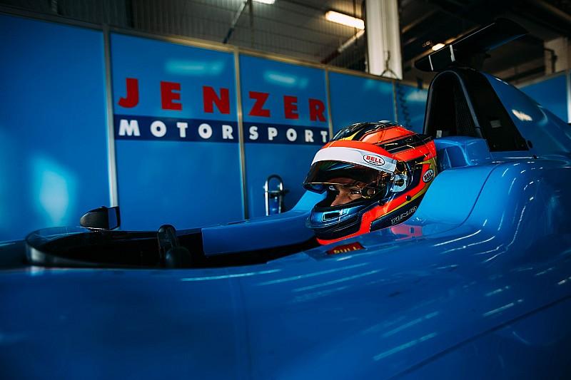 Tunjo to make GP3 return with Jenzer
