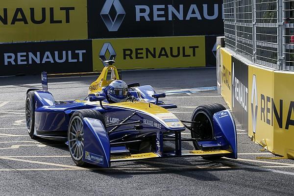 Formel E Formel E in London: Nicolas Prost auf der Pole-Position