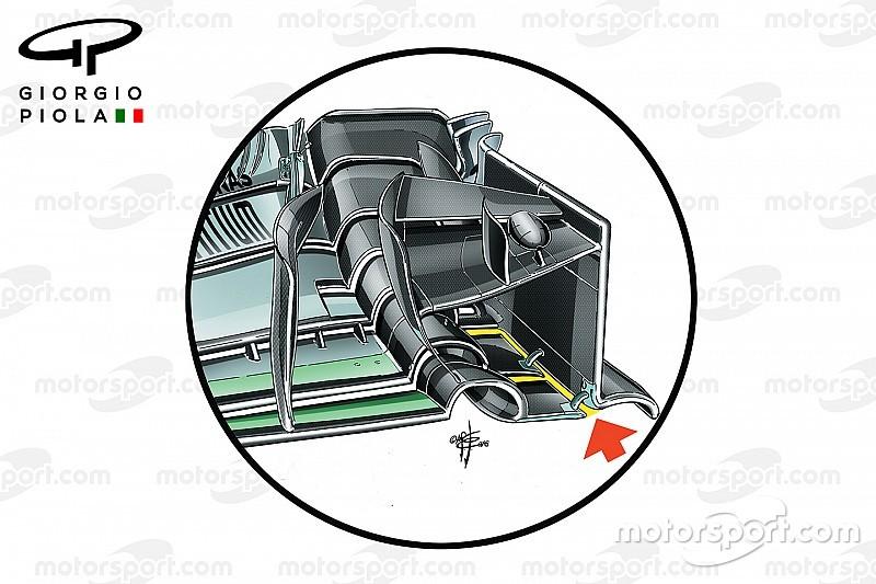 """Analisis: Sayap depan """"ujung terbuka"""" Mercedes, gambaran mobil 2017"""