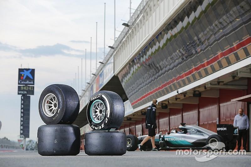 Alonso - Le succès de la F1 en 2017 repose sur des pneus durables