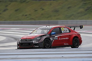 WTCC Race report Paul Ricard WTCC: Lopez holds off Monteiro to win main race