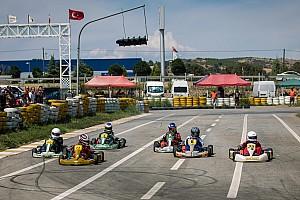 Karting Yarış raporu Uşak pisti karting ile renklendi