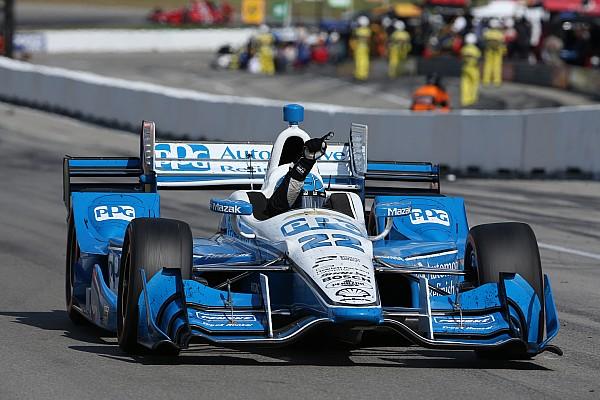 IndyCar Пажно завдає удару у відповідь, перемагаючи в Мід-Огайо