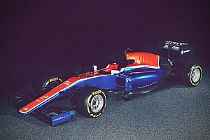 Formula 1 Breaking news Manor unleashes its 2016 challenger