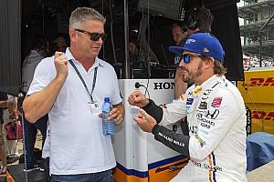 IndyCar Noticias De Ferran: