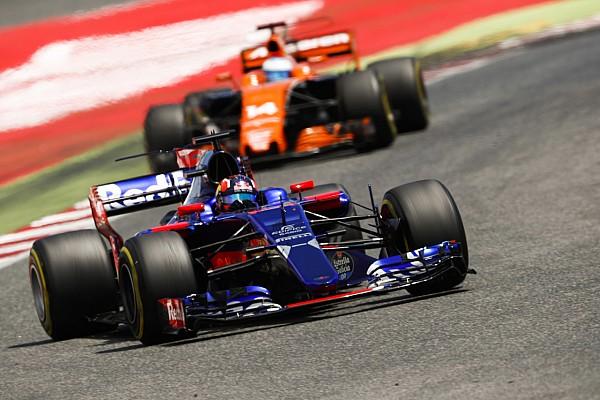【F1】マクラーレン「アロンソのレース戦略はほとんど裏目に出た」