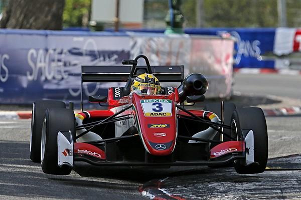 F3 Europe Le point F3 - Norris dans le mur, Günther gagne à Pau