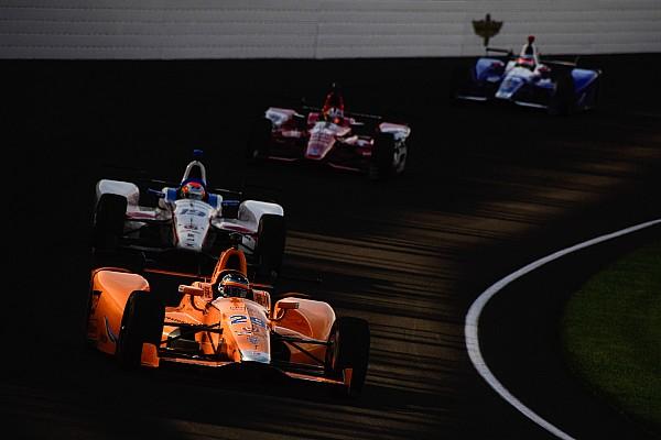 IndyCar Actualités Alonso ne jouera pas la sécurité à l'Indy 500