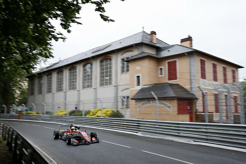 Formel-3-EM 2018: Saisonauftakt im Mai in Pau