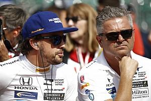 Formule 1 Actualités Pour un futur possible en IndyCar, McLaren s'entoure de De Ferran