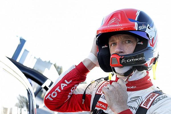 WRC Noticias de última hora Citroën dice que Meeke necesitaba un