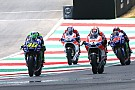 MotoGP Valentino su Lorenzo: