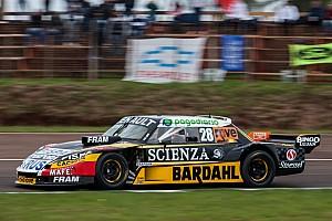 TURISMO CARRETERA Crónica de Carrera Spataro ganó en una carrera acortada por la lluvia en Posadas