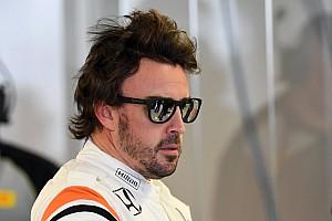 Kart Breaking news Alonso serang balik Ralf, terkait kritik trek gokart miliknya