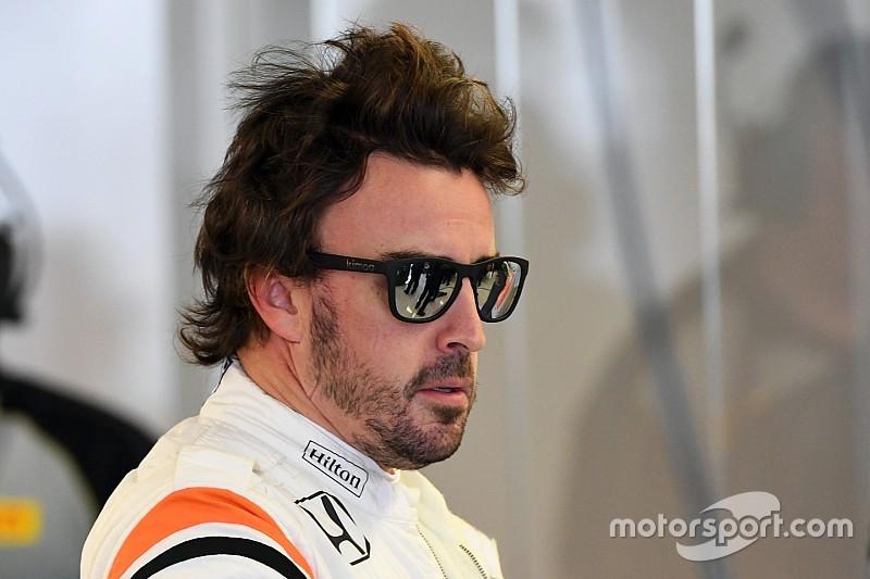 Alonso e R. Schumacher discutem sobre kartódromo do espanhol