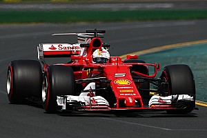 Vettel blames balance for gap to Hamilton