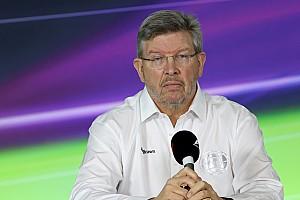 Formula 1 Breaking news Brawn di balik perubahan regulasi Grup Strategi F1