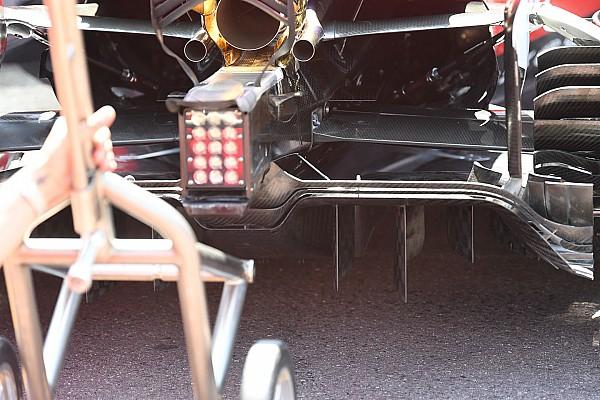 F1 Noticias de última hora La Fórmula 1 modifica sus coches tras el accidente de Monger