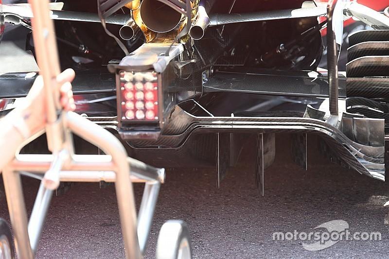 【F1】モンガーの事故受け、リヤジャッキポイントの修正をFIAが要請