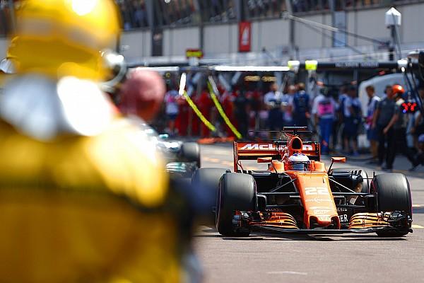 Formule 1 Actualités Button s'élancera des stands à Monaco
