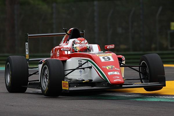 Formula 4 Qualifiche Armstrong e Van Uitert centrano le due pole ad Imola