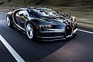 Auto Bugatti lance un tout nouveau service de télémétrie